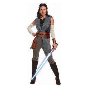 NWT Star Wars l Adult Rey Costume